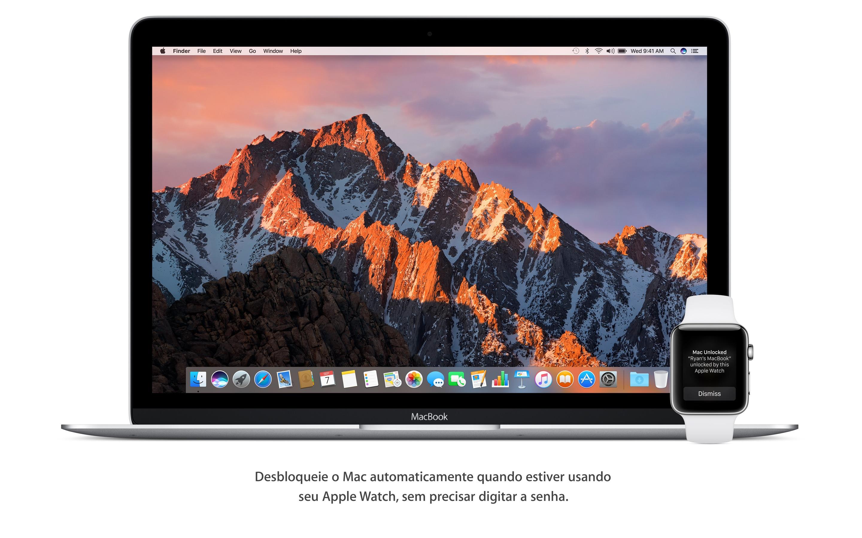 Apple libera o macos sierra 1012 para todos os usurios de macs screenshot do app macos sierra ccuart Images