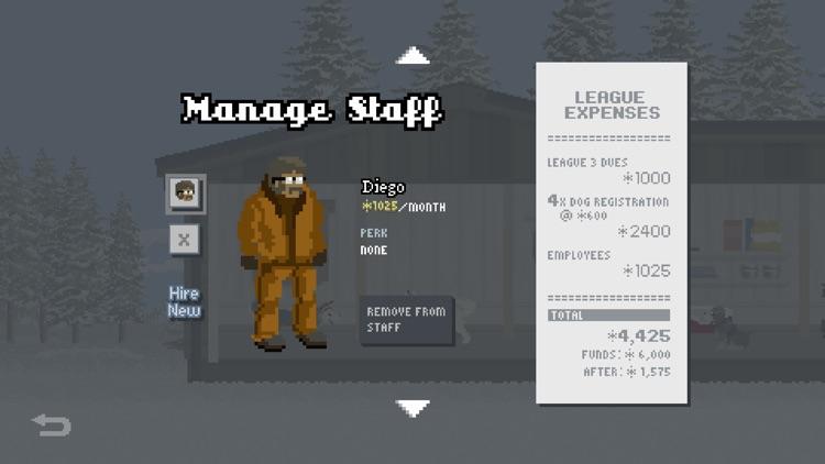 Dog Sled Saga screenshot-4