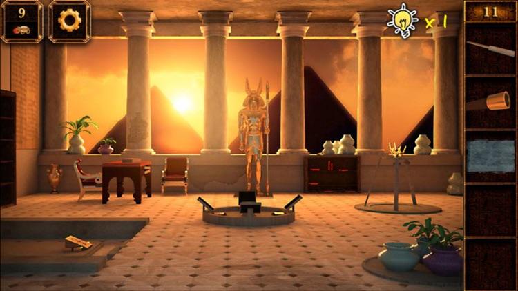 密室逃脫:逃出埃及神廟