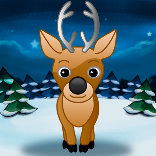 Reindeer Match'Em Up™ (Santa's Christmas Village) icon
