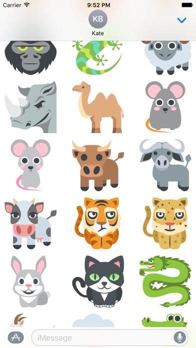 Animal EmojiScreenshot of 1