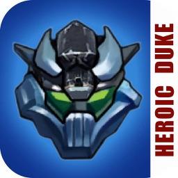 Heroic Duke: Robot Science