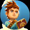 Oceanhorn ™ - FDG Mobile Games GbR Cover Art