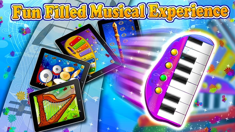 Music Sparkles – Musical Instruments Collection screenshot-4