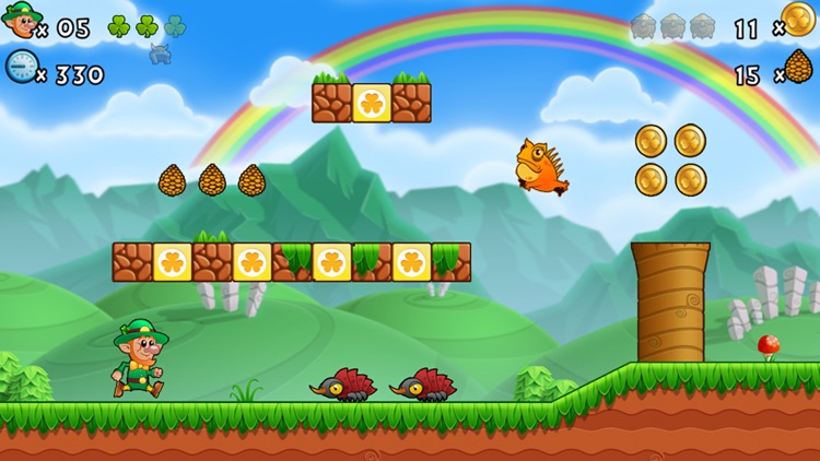 Lep's World 3 - Jumping Game screenshot-0