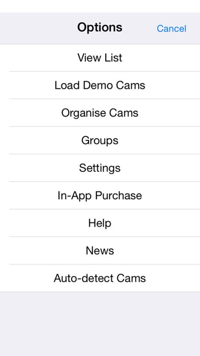 Viewer for Axis Camsのおすすめ画像5