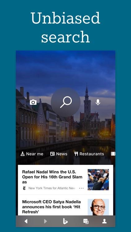 Bing Search screenshot-0
