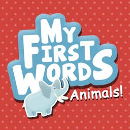 My First Words: Animals - Help Kids Learn to Talk