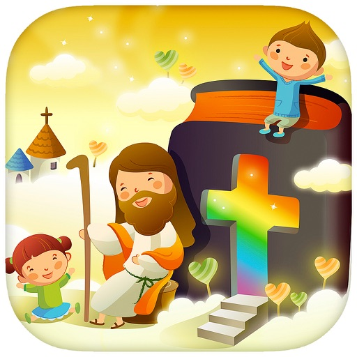 Holy Bible. Baby Puzzles