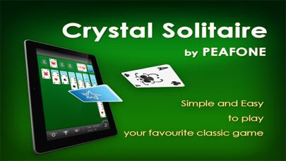 ソリティア 無料人気 - Solitaire Crystalスクリーンショット3