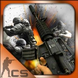 Modern Combat Counter - Sniper Shooter