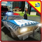 Police Warden Speed Chase - Traffic cop simulator icon