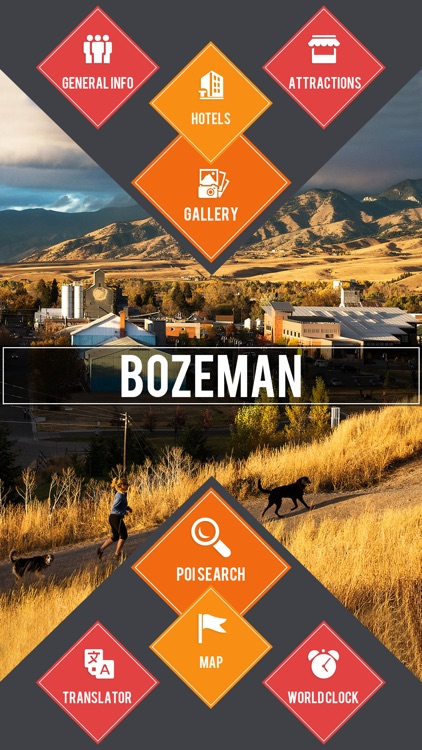 Bozeman City Guide screenshot-1