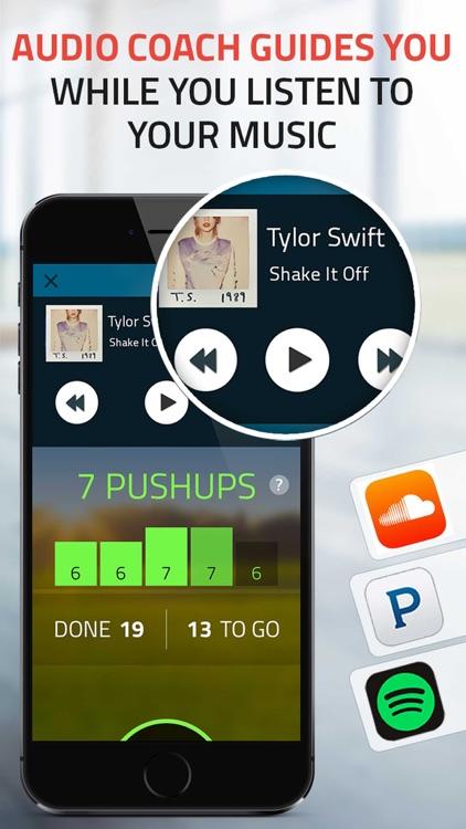 Push ups 0 to 100: push up challenge trainer pro screenshot-3