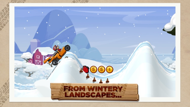 Hill Climb Racing 2 screenshot-2