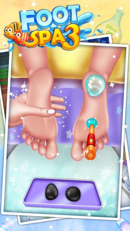 Foot Spa - Fun games screenshot-4