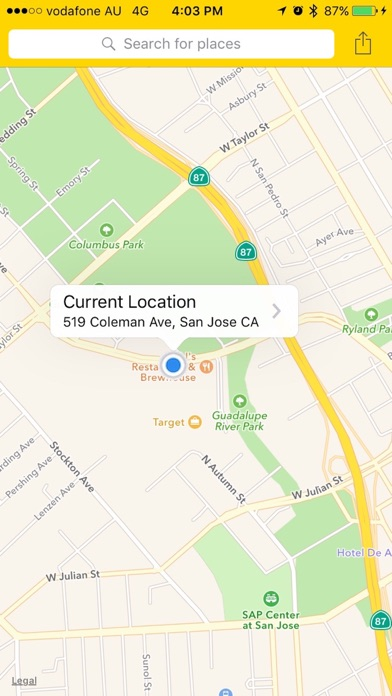 how to fake my location
