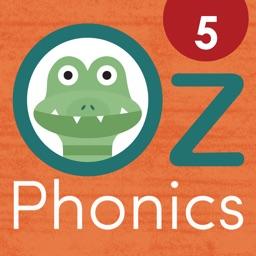 Oz Phonics 5 - Spelling Patterns - Long A, E, I