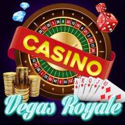 Vegas Royale Casino Clash (Slots, Poker, Roulette, Blackjack)