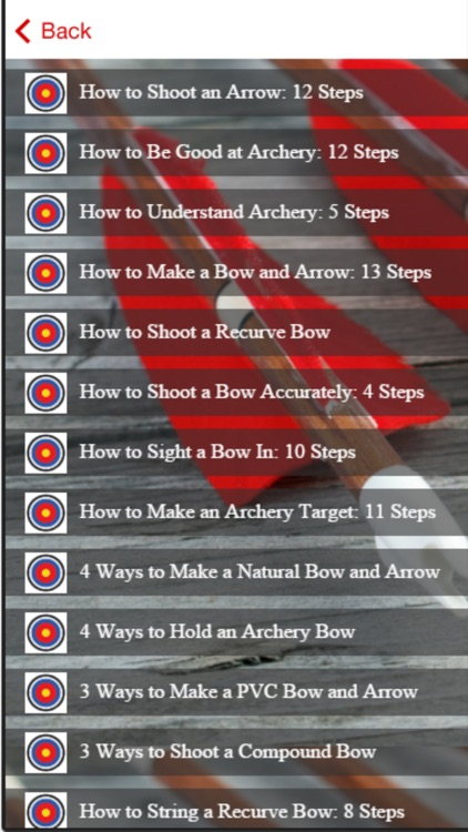 Archery Tutorial - Beginner Archery Lessons screenshot-1