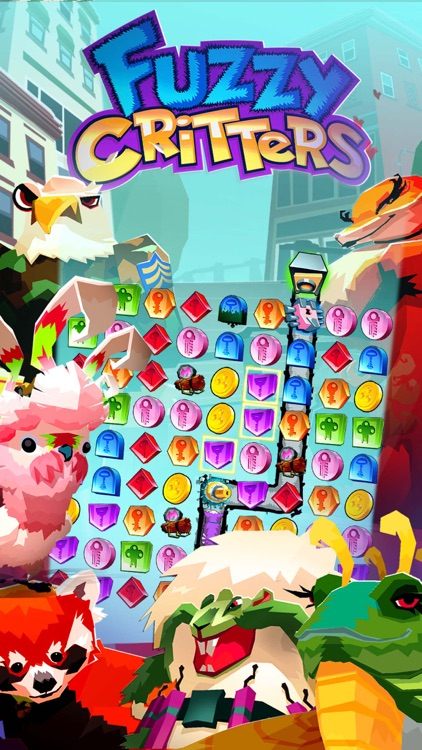 Fuzzy Critters screenshot-5