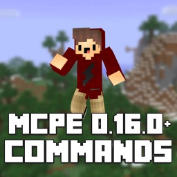 Commands for Minecraft Pocket Edition MCPE
