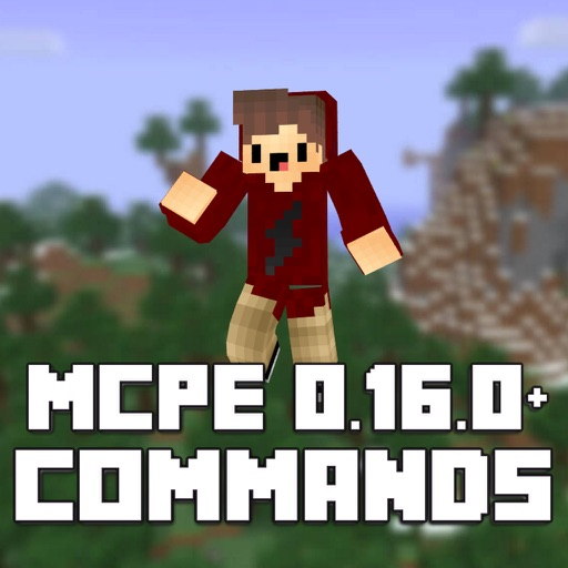 Commands for Minecraft Pocket Edition MCPE icon