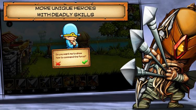 Little 3 kingdoms - The Uprising screenshot-3