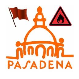 Pasadena Red Flag Zone