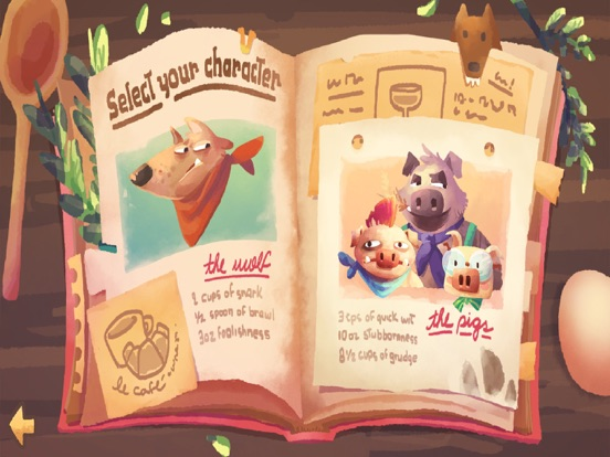 The Wolf's Bite screenshot 13