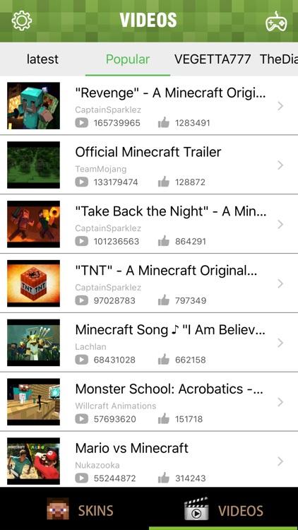MineSkinsBox Pro for Minecraft PE Boys Girls Skin screenshot-3