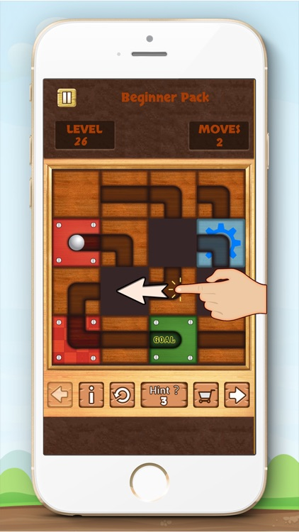 Unblock Ball Free - slide puzzle screenshot-3