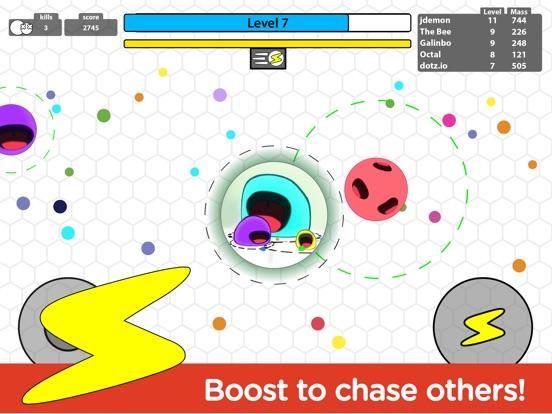 Dotz.io Dots Battle Arena screenshot 8
