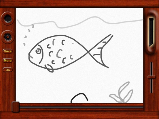 Screenshot #6 pour Classic Magnetic Doodle Board