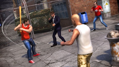 Angry Fighter Attack screenshot three