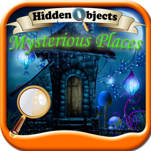Hidden Objects: Mysterious Places Adventure