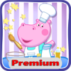 Oculist - Baby Cooking School. Premium artwork