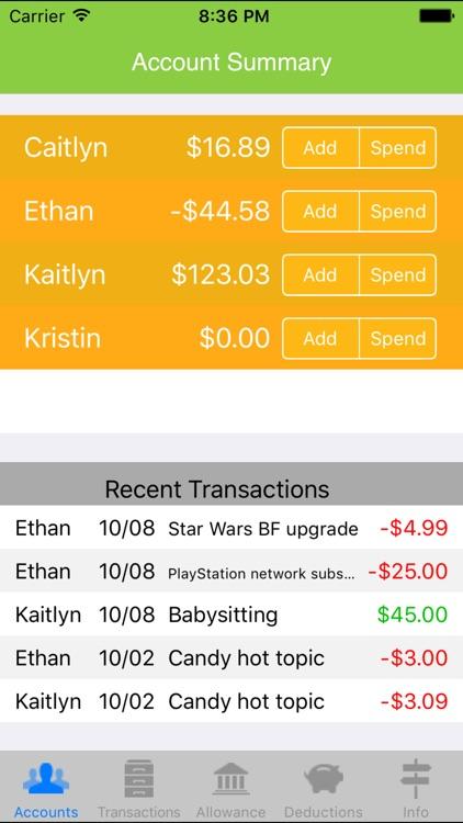 Kid Bank - Virtual Banking for Kids