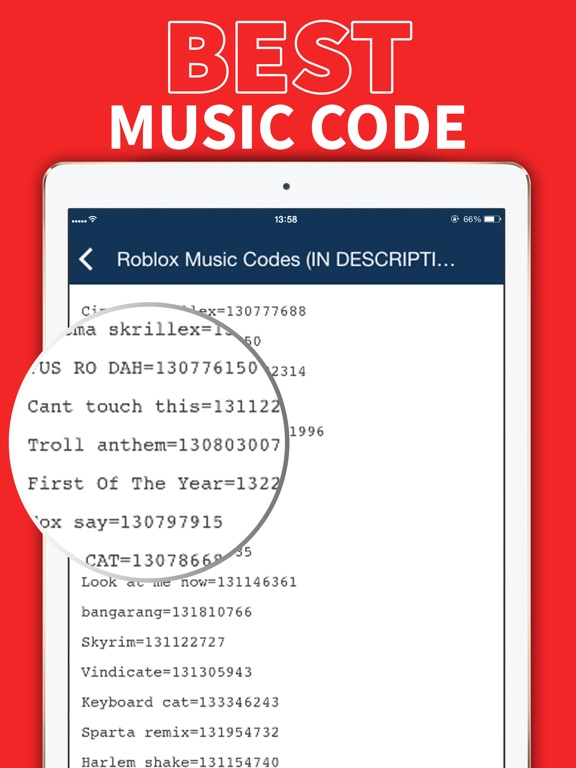 Music Code For Roblox Apprecs