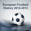 Европейский Футбол История 2012/2013
