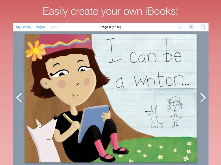 Book Creator for iPad screenshot-0