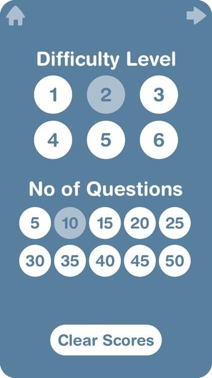 Big Math Flash Cards screenshot-4