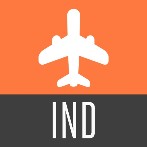 Indianapolis Travel Guide and Offline City Map