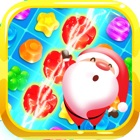 Candy Gems Christmas - New Best Match 3 Puzzle icon