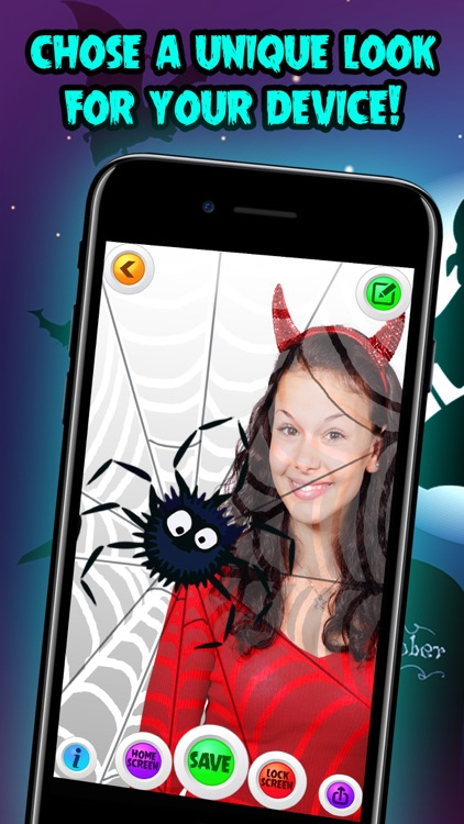 Halloween Wallpapers - 31st October Scary Image.s screenshot-4