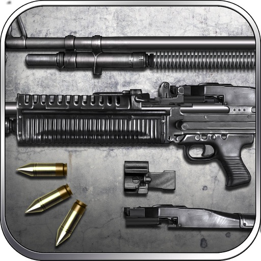 M60 Machine Gun Build and Shooting Game for Free by ROFLPlay by