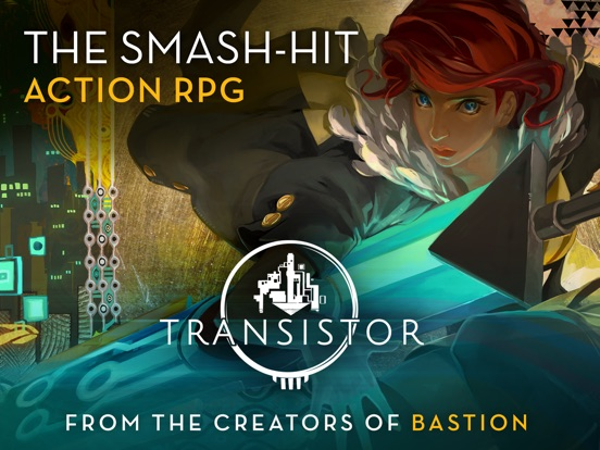 Transistor For iOS/TV Is Down To $0.99 For The First Time Ever