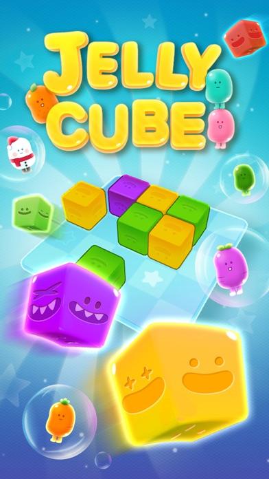 Jelly Cube:  Soft Bomb screenshot 1