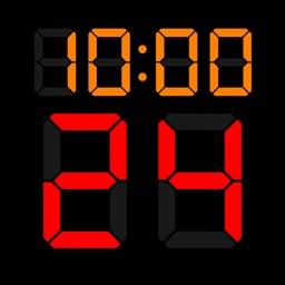 Basketball Shot Clock 24