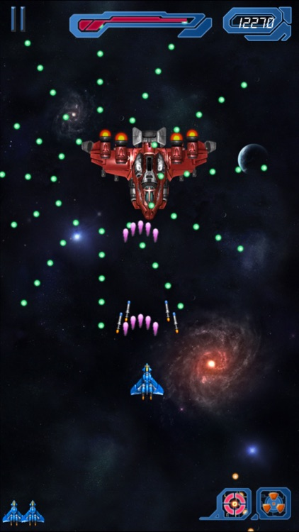 Driven Ship - Space Invaders Edition